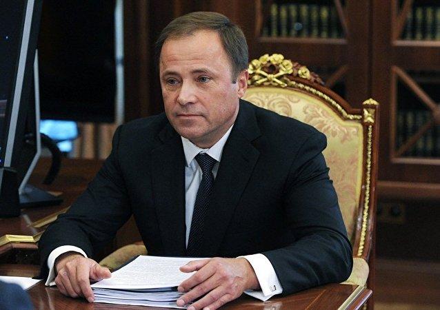 俄罗斯航天集团公司总经理伊戈尔·科马罗夫