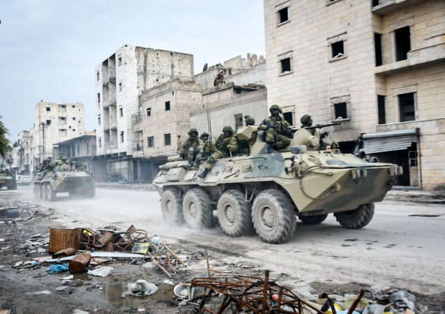 俄联邦国防部称,恐怖分子在叙利亚制造袭击活动,造成两人死亡