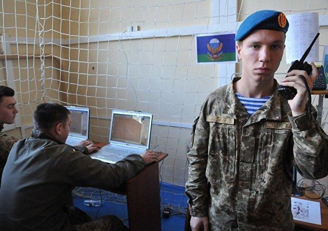 国防部:乌克兰军人使用酒精量变少