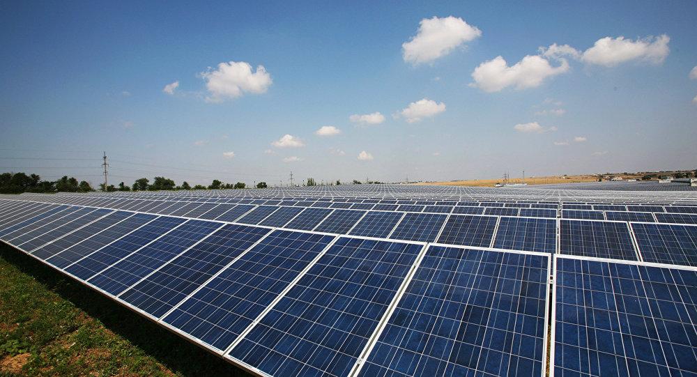 太阳能使加利福尼亚州电能价格降为负数标准