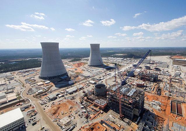 """美国""""福格特""""核电站"""