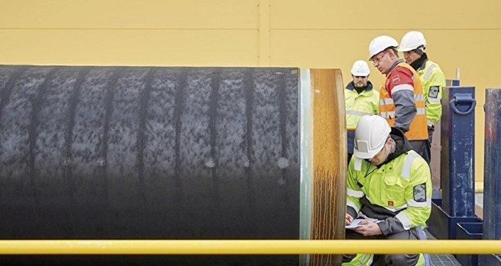 德國將於近期向「北溪-2」項目再頒施工許可