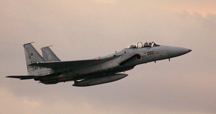 F-15歼击机