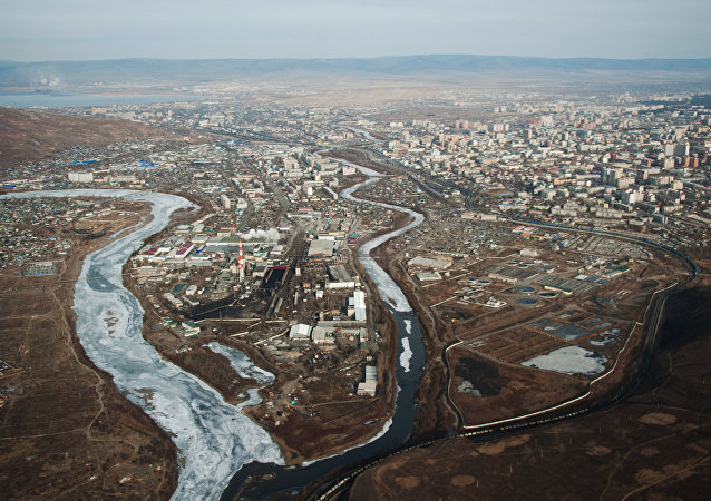 中國通過外貝加爾鐵路向俄羅斯出口的食品增加3倍多