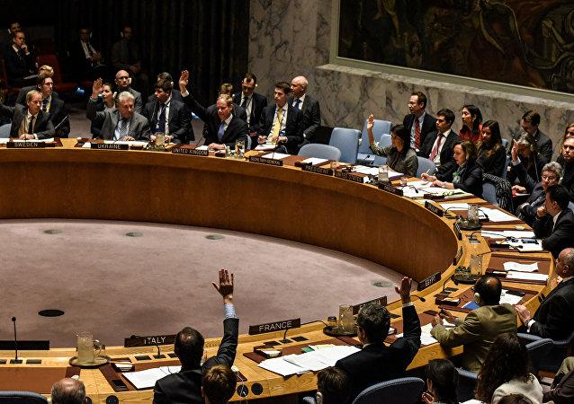 媒体:美国准备让安理会所有理事国参与讨论对朝制裁