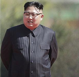 朝鮮最高領導人金正恩