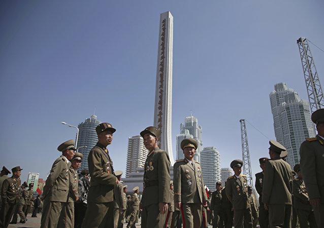 朝鲜的旅游风景区