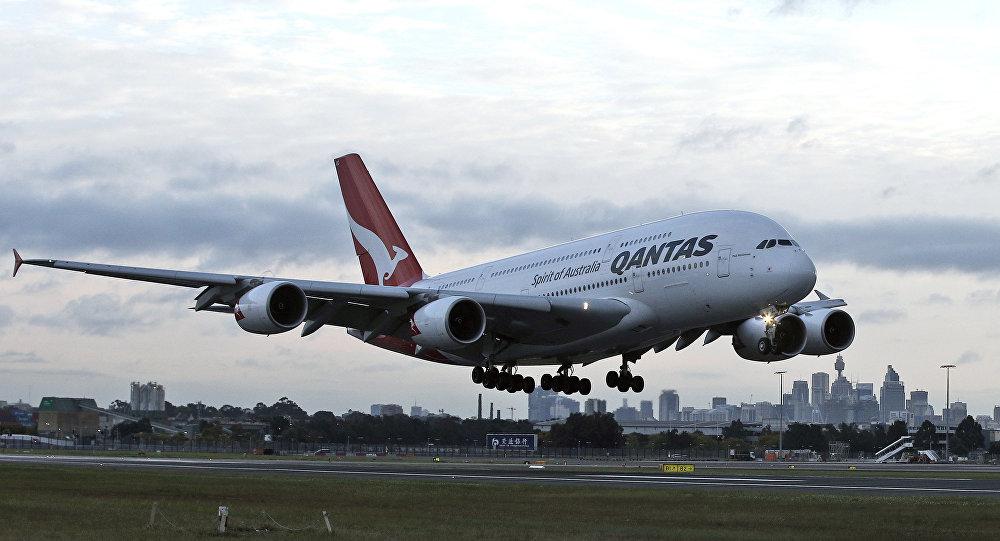 """澳大利亚""""无目的地航班""""机票破纪录在很短时间内售罄"""