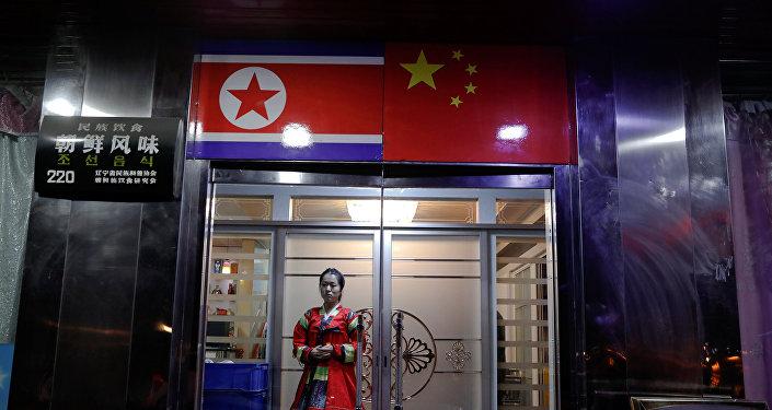 中國政府決定關閉年底前關閉所有涉朝企業