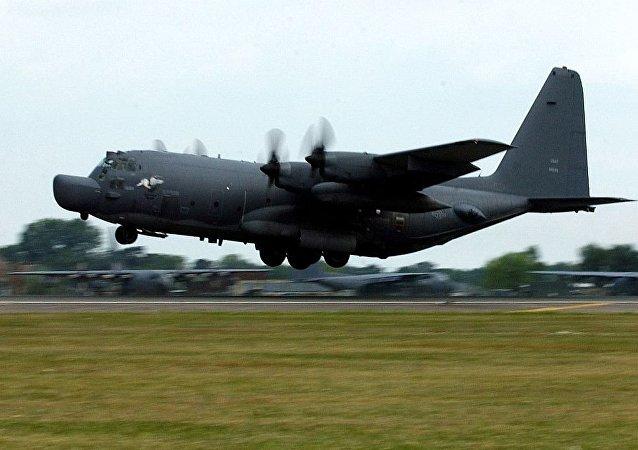MC-130飞机