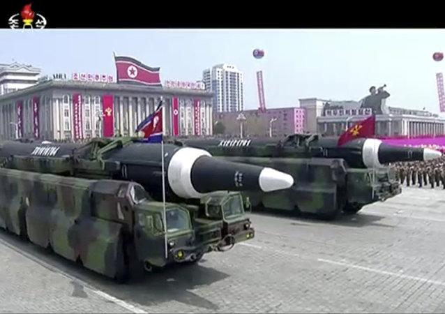 朝鲜, 洲际弹道导弹