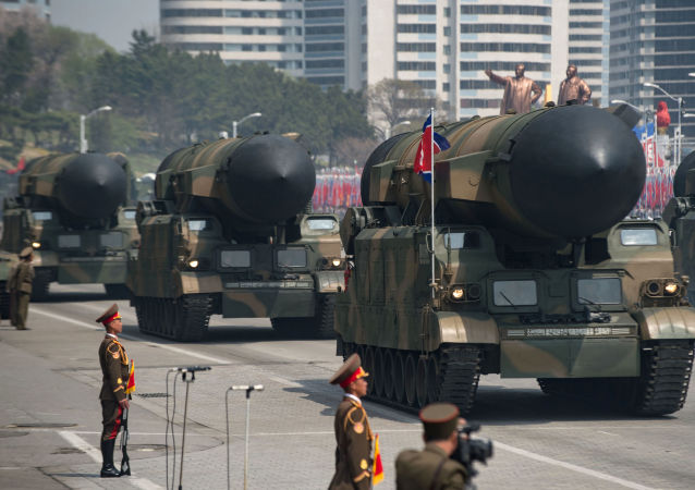 朝鲜将为预先性打击最大程度快速加强核力量