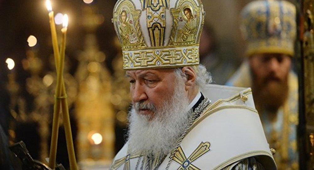 全俄东正教大牧首驻信徒复活节快乐 呼吁不对社会变化和灾难灰心丧气