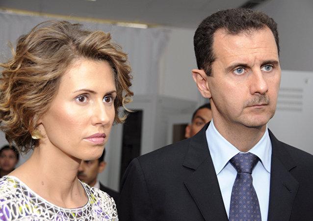 叙利亚第一夫人被查出癌症