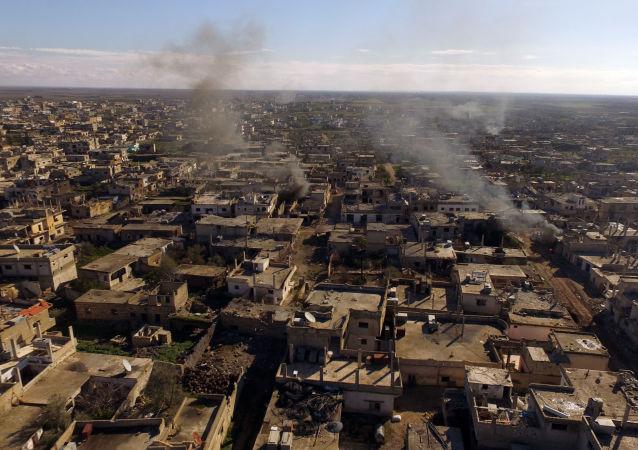 媒体:叙军向德拉发起进攻 打死打伤10名武装分子
