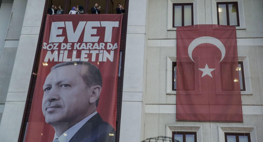 中国专家:土耳其改行总统制对世俗化构成威胁