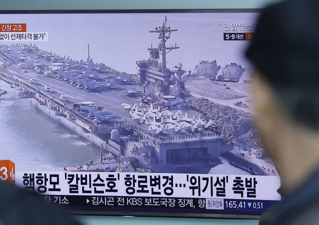 蒂勒森:朝鲜若不着手谈判则会选择军事方案