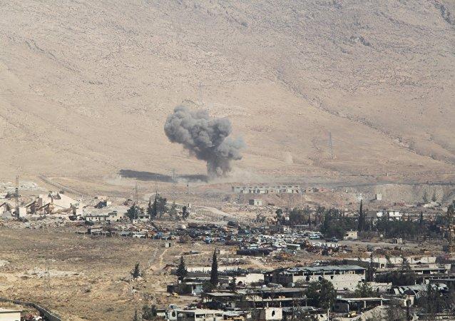 叙境内所有未经该国政府准许的军事存在均系非法