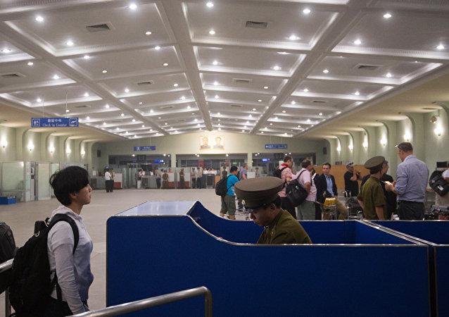 平壤国际机场