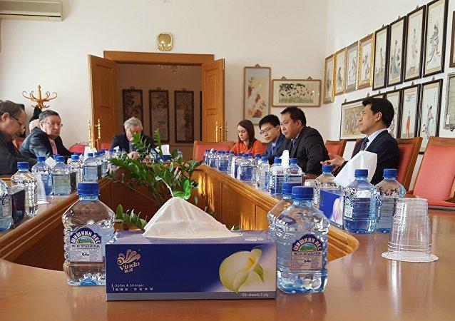 中国驻俄大使:2017年中俄在航空航天等领域的合作将取得更多进展