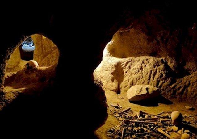 伊朗考学家们古发现距今两千年的古城
