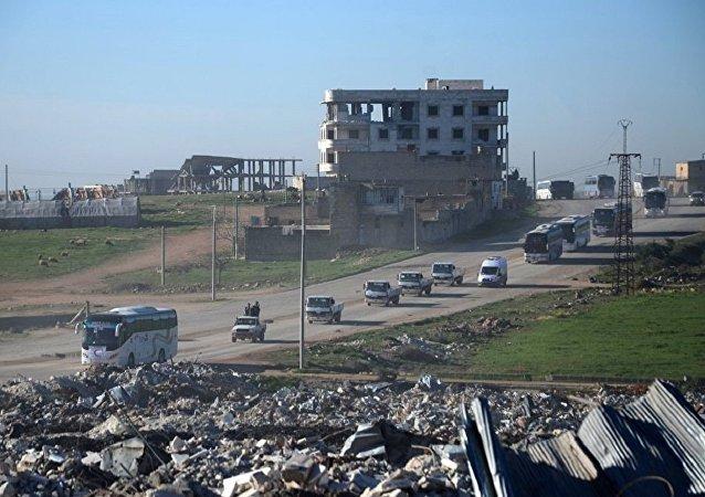 叙利亚霍姆斯获得彻底解放