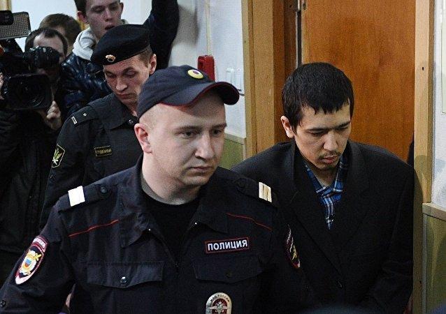 圣彼得堡恐袭案嫌疑人称接到过命令但不知参与恐袭