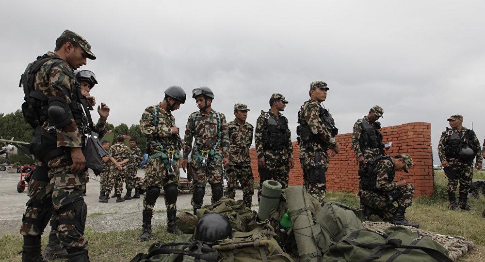 中国与尼泊尔联合军演是在挑战印度?