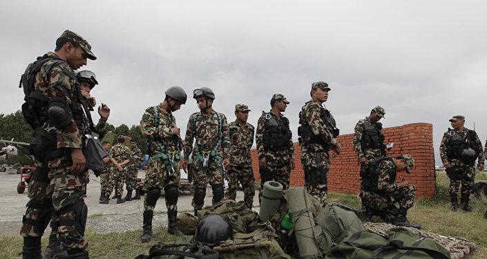 中國與尼泊爾聯合軍演是在挑戰印度?