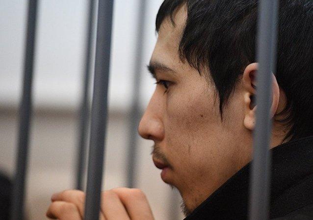 圣彼得堡恐袭案嫌犯只上过7年学