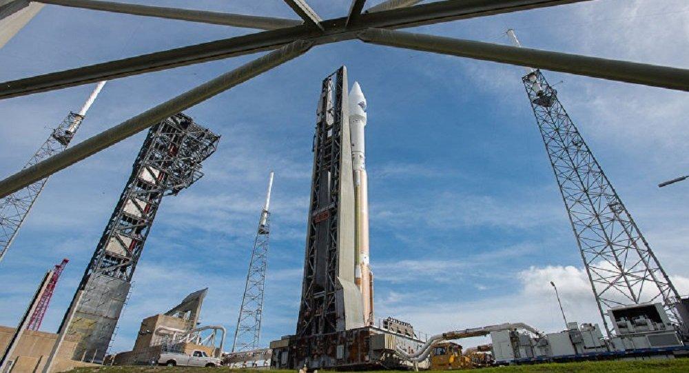 """""""阿特拉斯-5""""型运载火箭"""