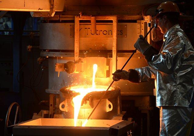 俄罗斯发明出生产有色金属的超便宜方法