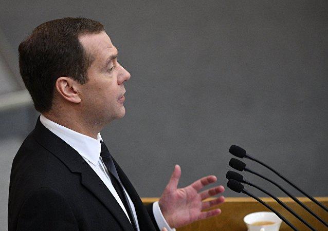 俄总理:应思考鼓励家庭生育头胎措施