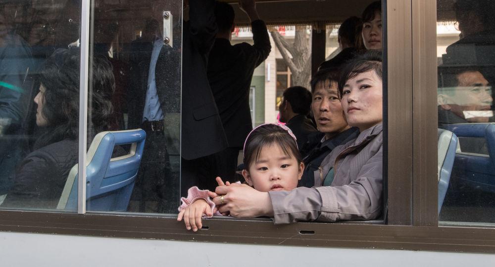 朝鲜老百姓