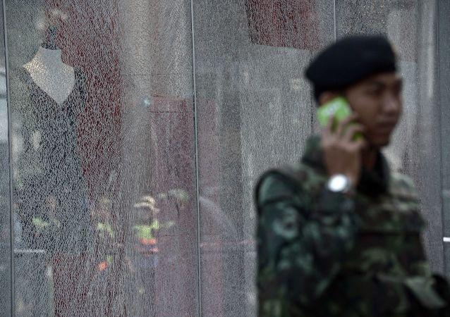 媒体:警方证实曼谷医院的爆炸由炸弹引起