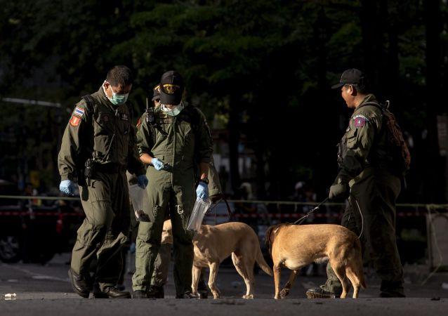 媒体:泰国南部的爆炸为试图大规模杀伤平民之举