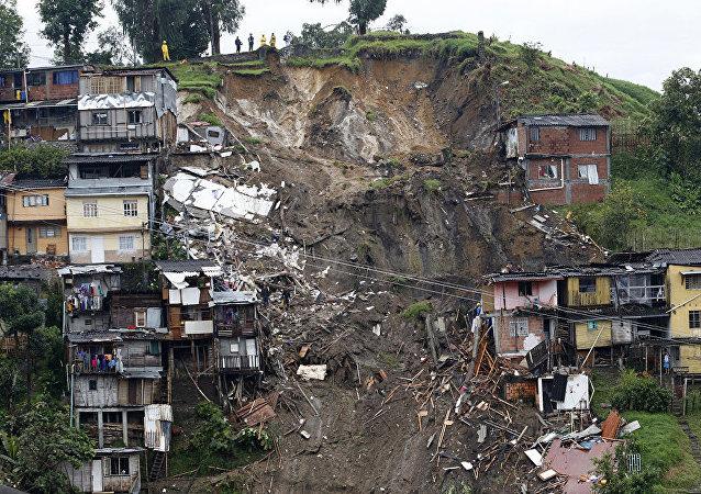 山体滑坡(哥伦比亚)