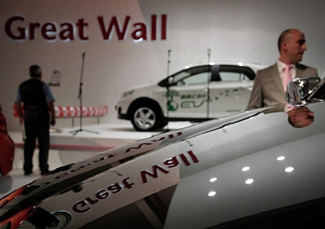 长城汽车图拉工厂将于今年9月底前开始生产两款哈弗跨界车