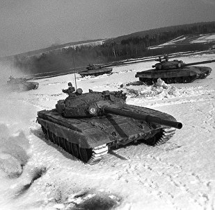 苏制T-72