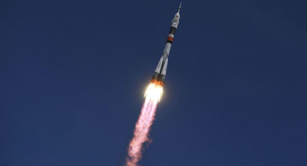 """载有""""格洛纳斯-M""""导航卫星的""""联盟-2.1b""""火箭定于9月22日发射"""