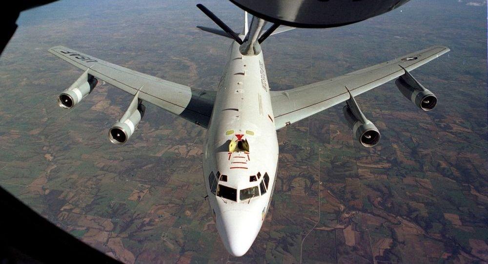 WC-135侦察机