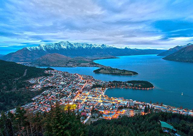 """新西兰制造出首个能够与选民进行交流的""""虚拟""""政治家"""