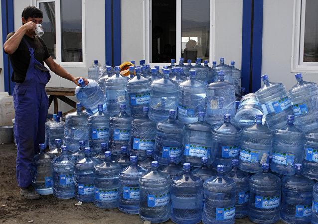 中粮可口可乐拟将俄远东饮用水引入中国市场