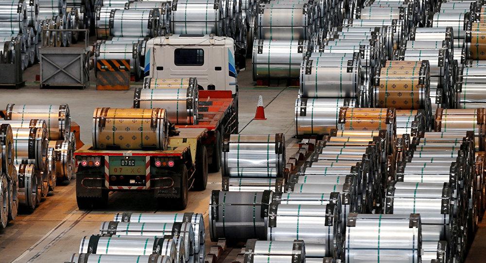 特朗普助推中日韩钢企股价上涨