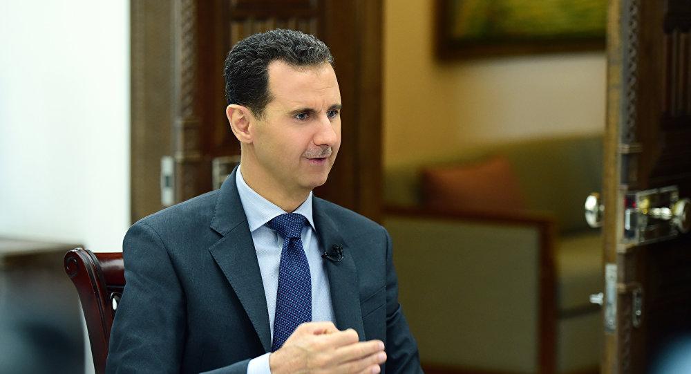 叙总统:西方高估叙死亡人数目的是将其作为入侵的人道借口