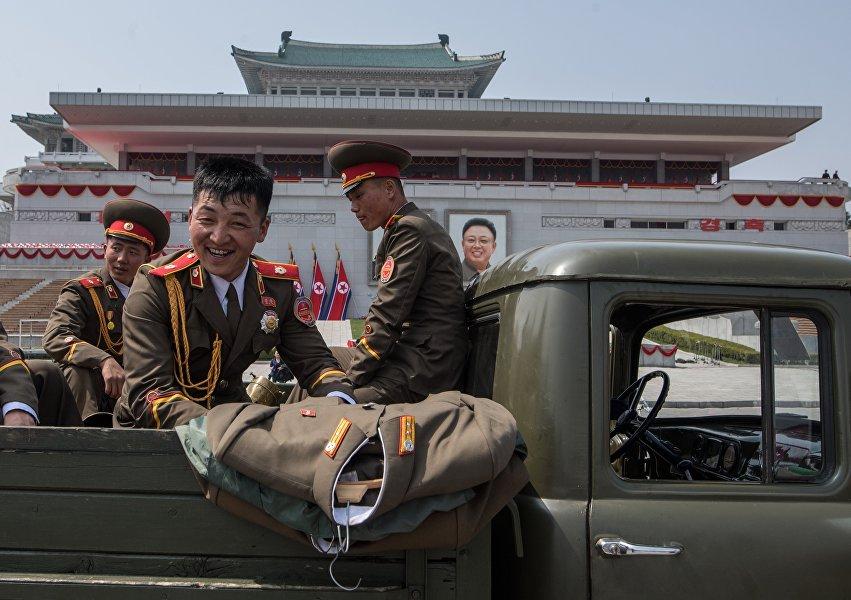 普通朝鲜人似乎相信,国家确实拥有可靠的核抑制手段,而且事情没有上升到爆发战争的地步