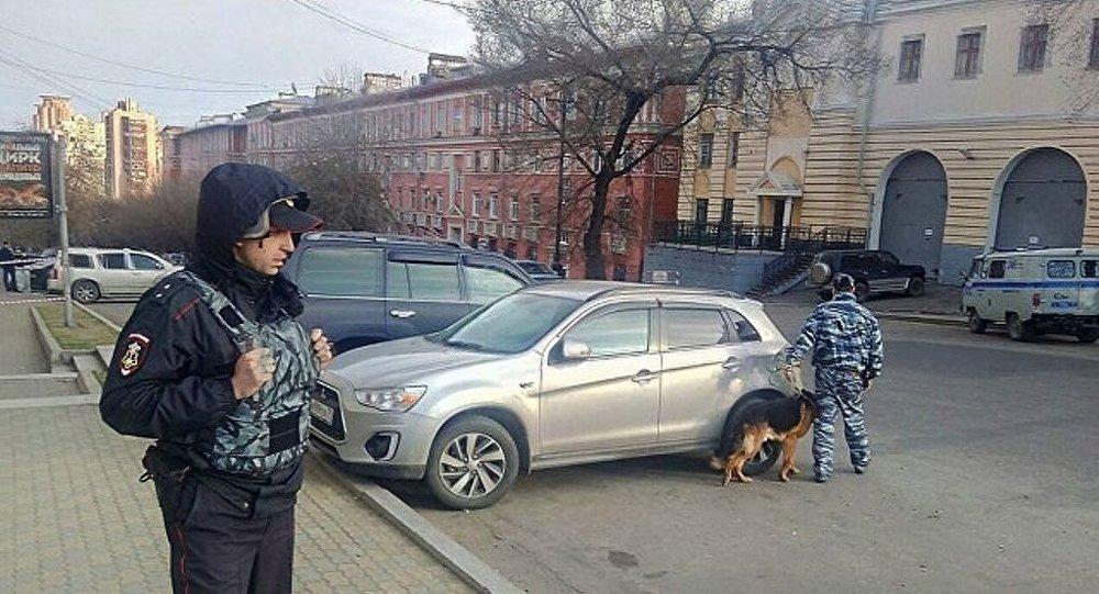 俄联邦安全局哈巴分局枪击案凶手事先在射击俱乐部窃走武器并杀害教练