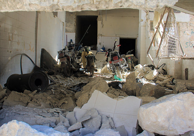 禁化武組織稱2月敘伊德利卜襲擊中或使用氯氣