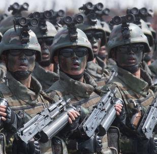 媒体:朝鲜防长称可打击美军基地的核武器已部署完毕