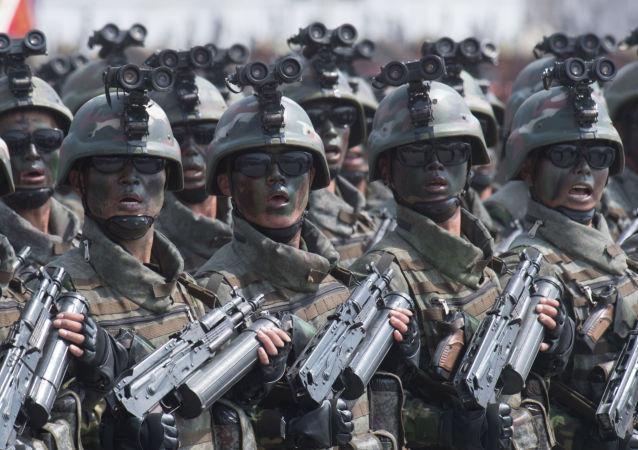 朝鲜特种部队